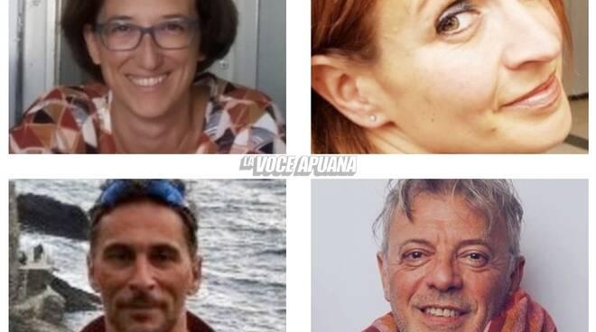 Monica del Padrone, Simona Mulazzani, Paolo Orlandi, Riccardo Bardoni