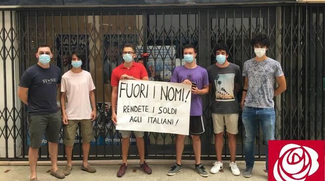 Movimento Giovanile della Sinistra Massa-Carrara