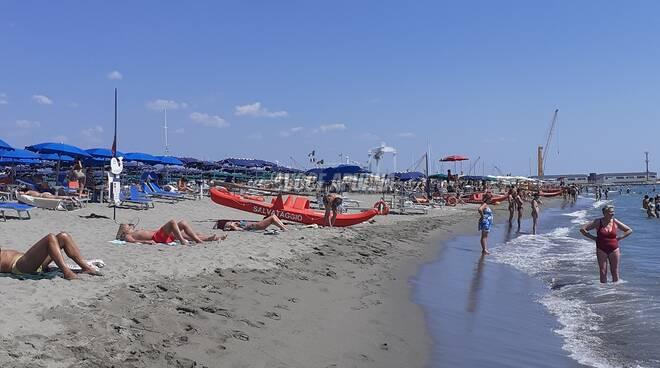 Spiaggia di Marina di Carrara
