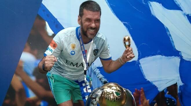 Cristiano Bacci campione saudita