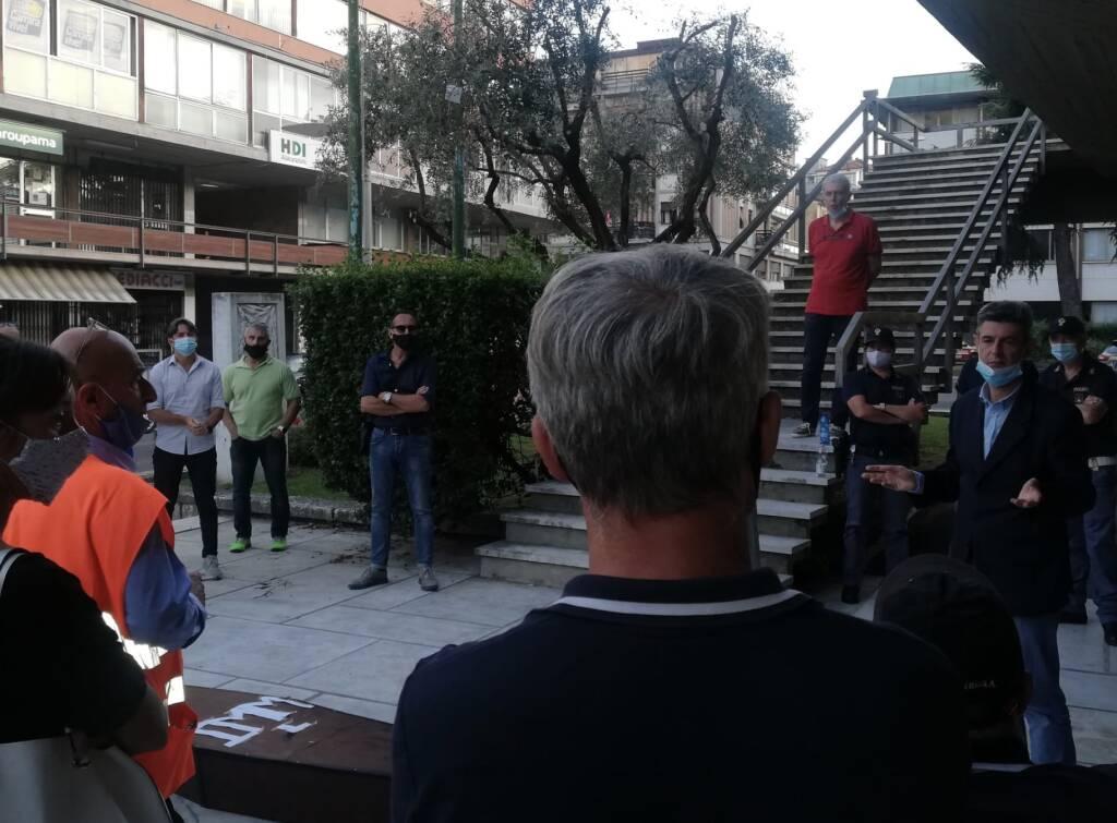 I lavoratori di Imm incontrano il sindaco De Pasquale