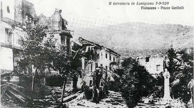 Il terremoto del 1920 a Fivizzano