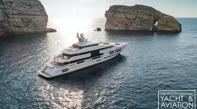 Life Saga, lo yacht di 60 metri di Admiral
