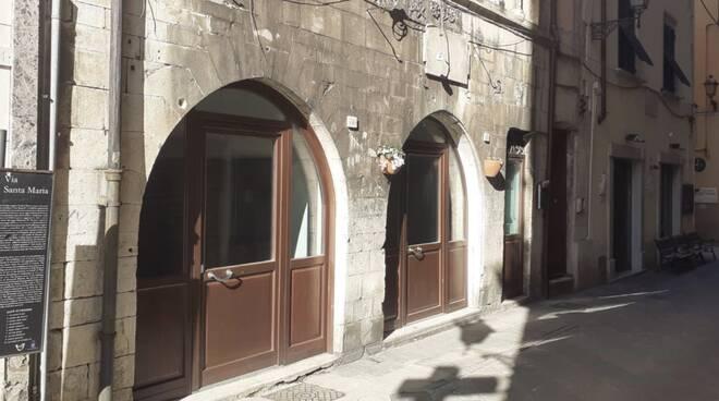 Via Santa Maria a Carrara