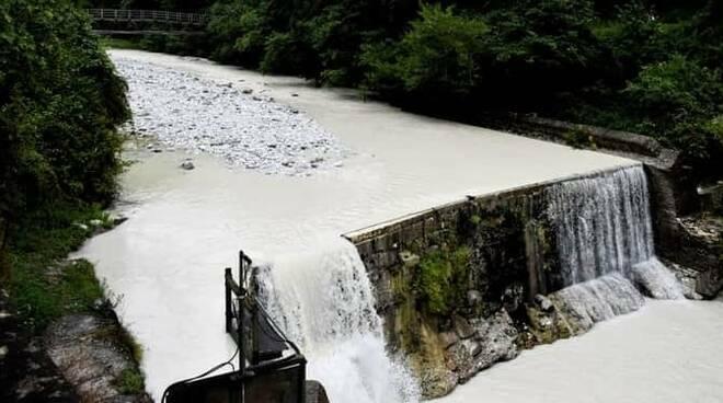 acqua marmettola fiume