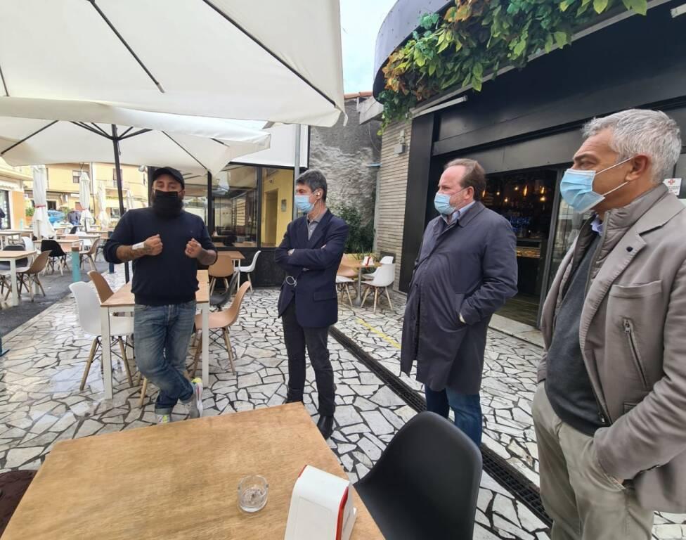 Bar e ristoranti di Carrara