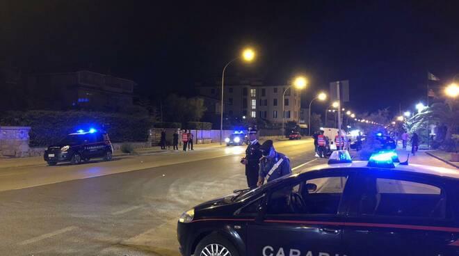 carabinieri violenza versilia