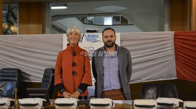 Itala Tenerani e Paolo Balloni