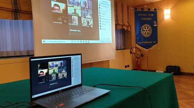 Riunione Città Creative Rotary Club