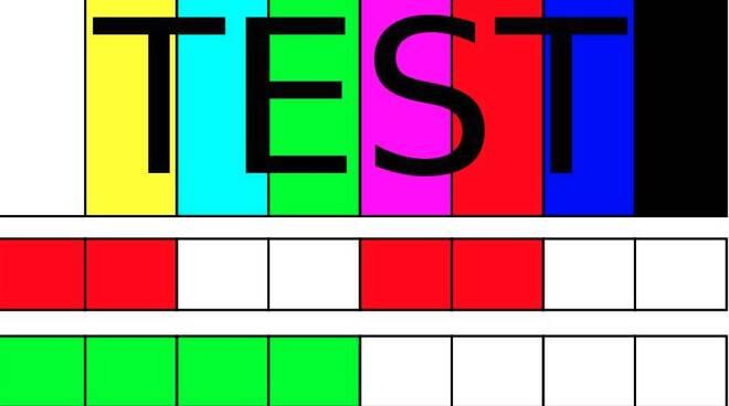 Test, testing, prova