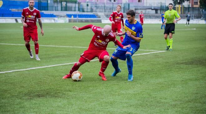 Carrarese-Alessandria (0-2): il fotoracconto della partita