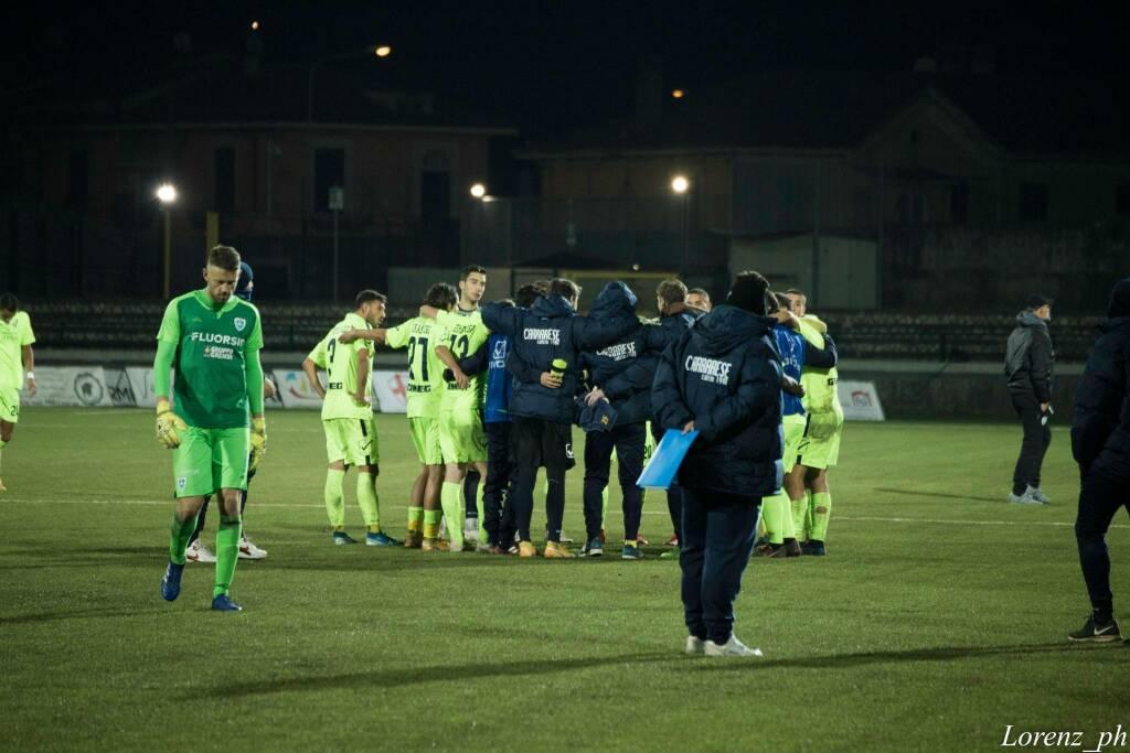 Carrarese-Olbia (3-0)