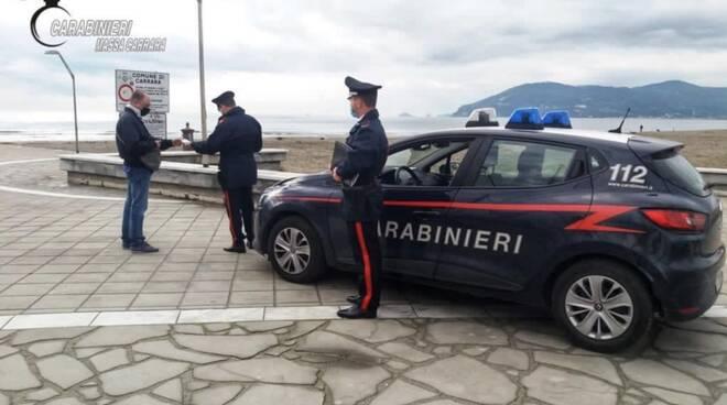 Controlli polizia, controlli carabinieri, autocertificazione dpcm