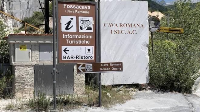 Fossacava, Cava Romana