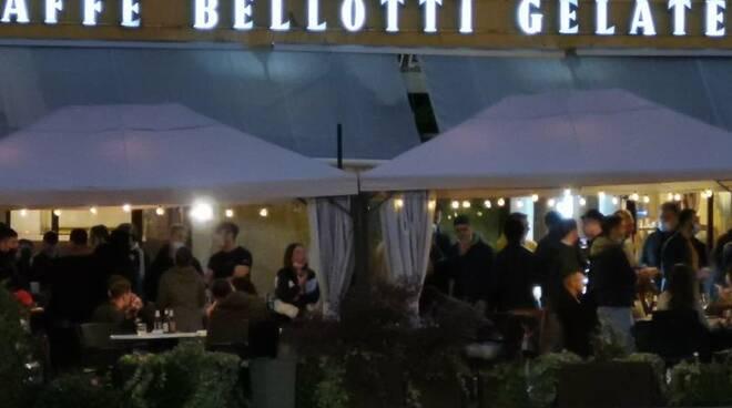 Il Caffè Bellotti di Pontremoli