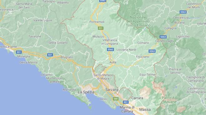 Provincia di Massa-Carrara e La Spezia