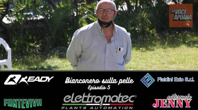 Bianconero sulla pelle - Episodio 5 cover con Pantera