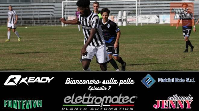 Bianconero sulla pelle - Episodio 7 con Jean Kouko Cover