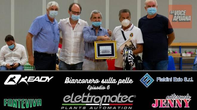 Cover Bianconero sulla pelle - Episodio 6