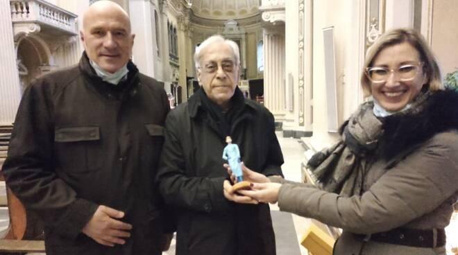 Mirco Felici, Giovanni Santucci, Francesca Ferrari,