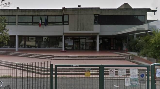 Scuola Don Milani a Marina di Massa (Ronchi)