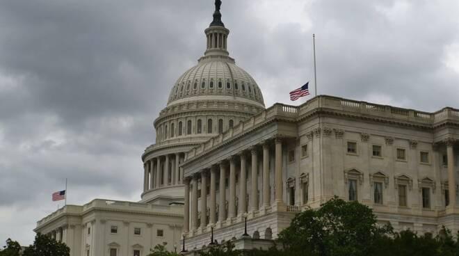 Capitol Hill, parlamento usa