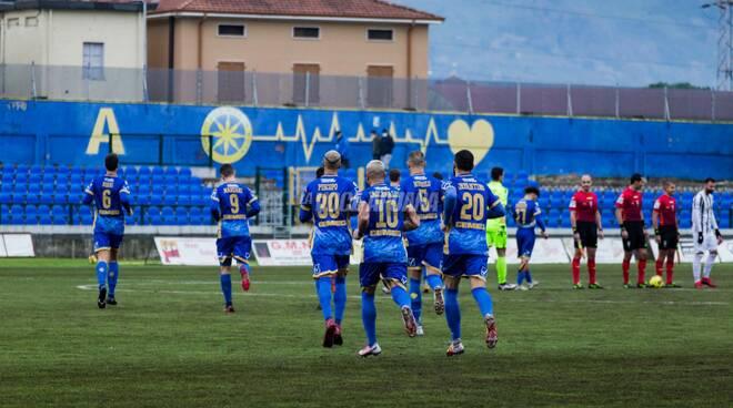 Carrarese-Juventus U23 (0-1): il fotoracconto del match