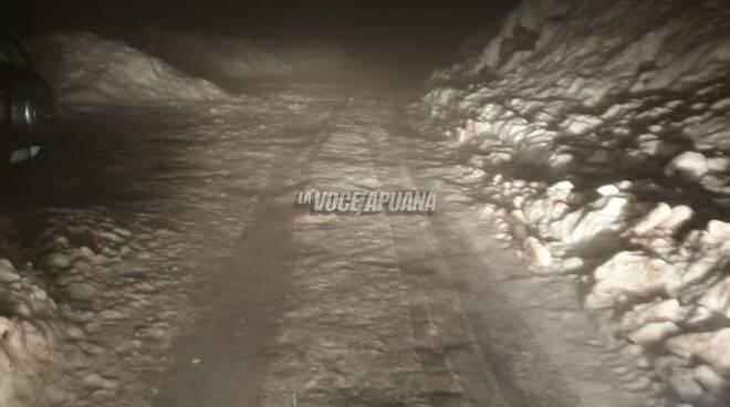 Cassonetti neve campocecina