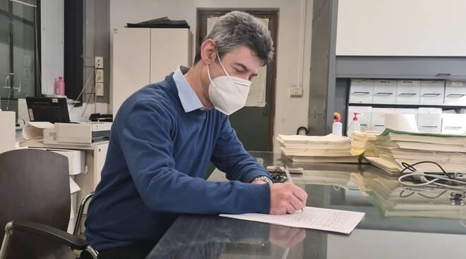 Francesco De Pasquale firma