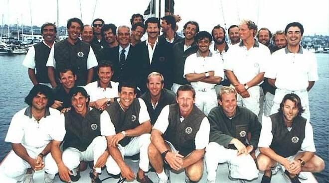 team moro di venezia vela