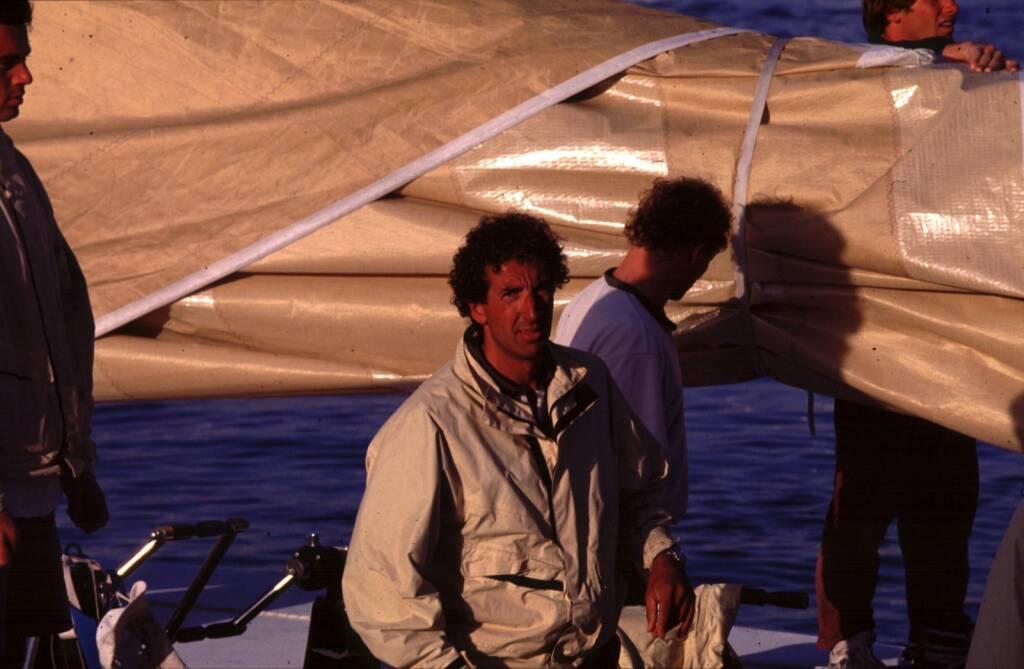 Andrea Madaffari, l'ex grinder e preparatore atletico carrarese