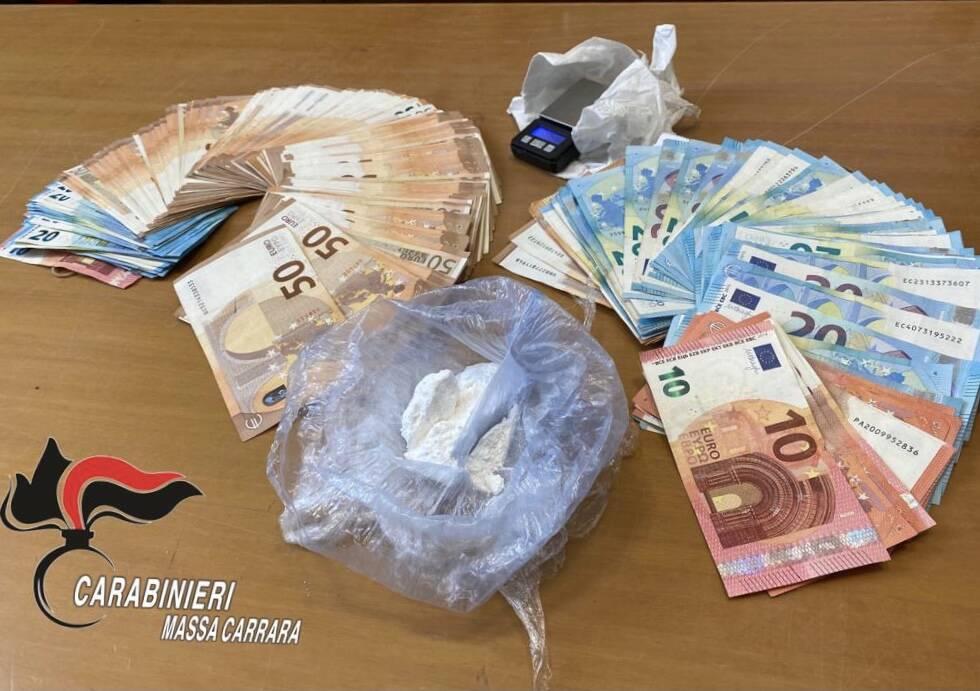 carabinieri droga soldi