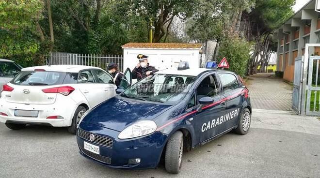 carabinieri via marco polo