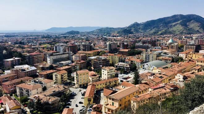 case massa palazzi panoramica panorama