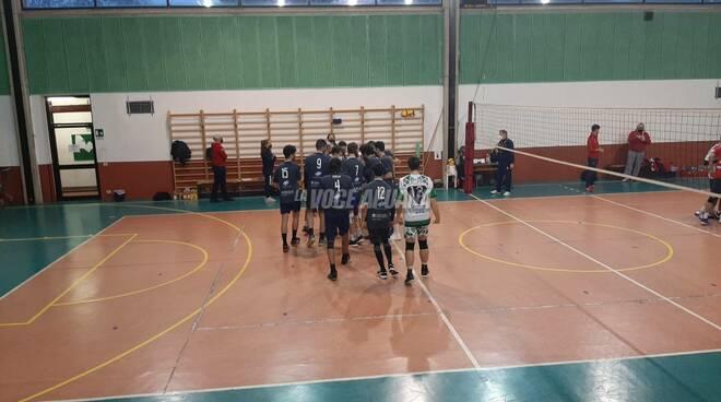 Pallavolo Massa Carrara - Lupi Santa Croce 13/02/2021