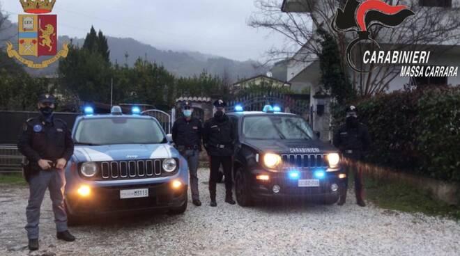 polizia e carabinieri
