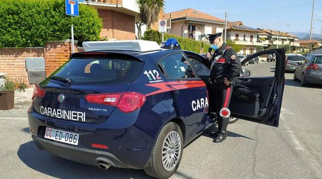 carabinieri avenza