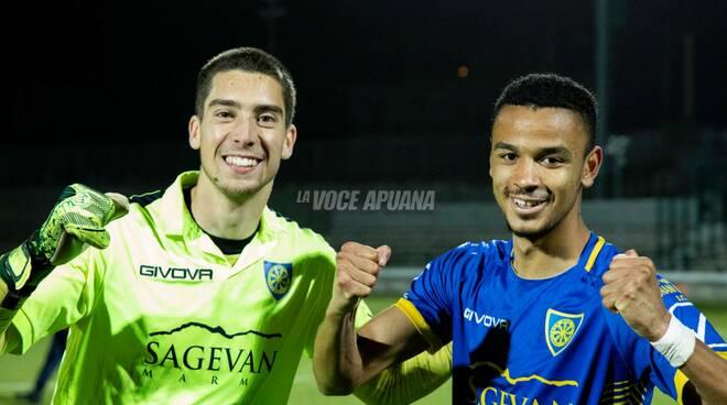 Carrarese-Livorno (4-2)