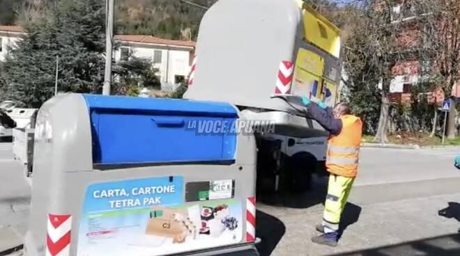 cassonetti intelligenti spazzatura rifiuti nausicaa