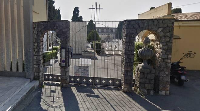 cimitero mirteto