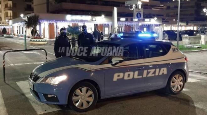 polizia marina di carrara