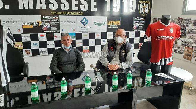 Presentazione Fabio Mucciarelli nuovo consulente esterno della Massese