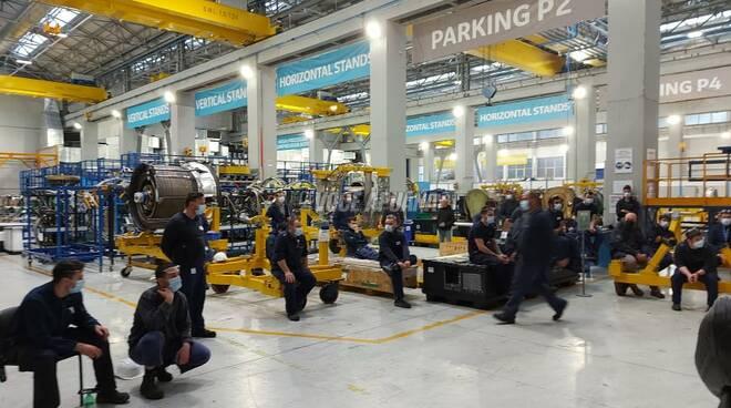 assemblea lavoratori metalmeccanici