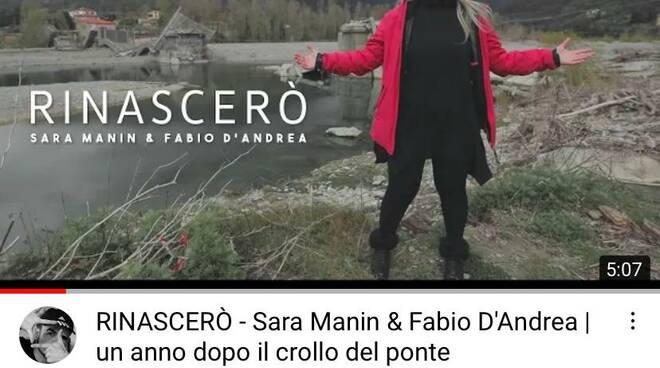 """La canzone sul crollo del ponte di albiano: """"RInascerò"""""""