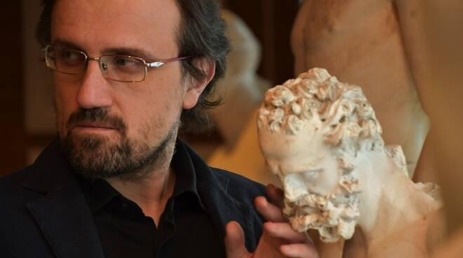 Luca Nannipieri, storico dell'arte