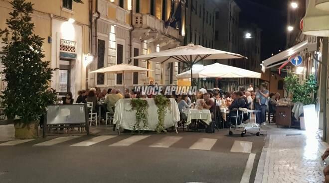 ristorante via verdi dehor