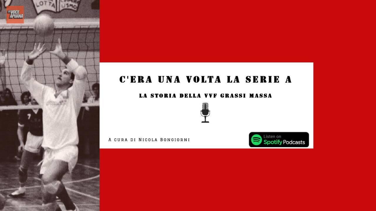 Rubrica Pallavolo Grassi Massa Serie A - Copertina Podcast
