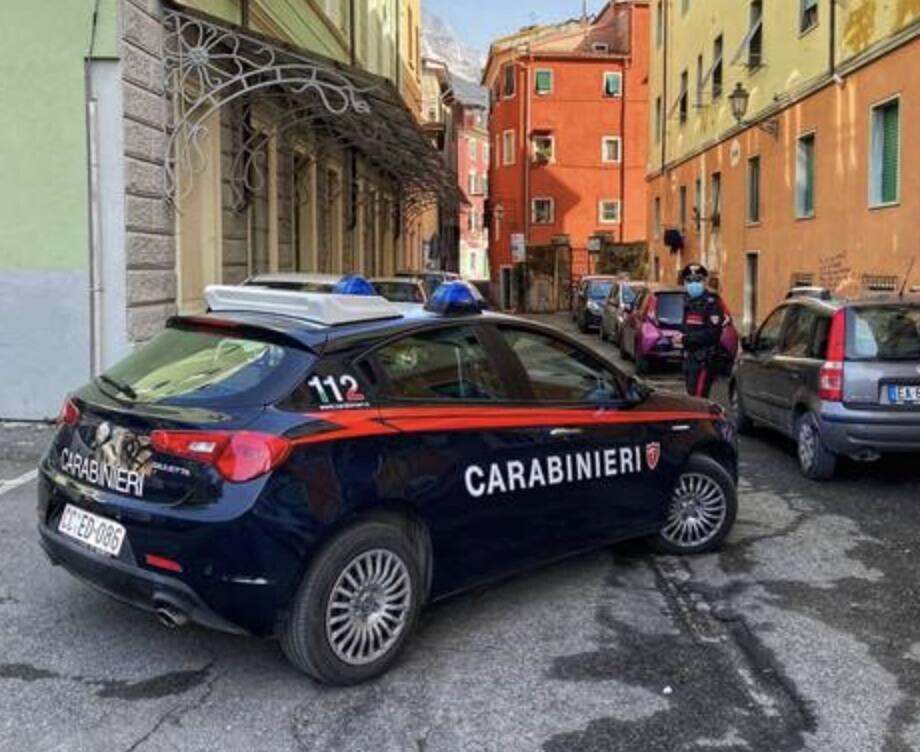 carabinieri centro carrara