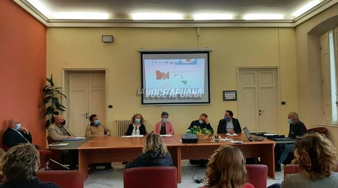 Conferenza sul limone massese dell'amministrazione comunale
