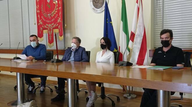 Conferenza stampa trasporti